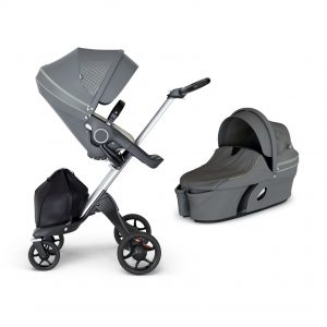 Stokke Xplory v6 – Carucior 2in1 athleisure green